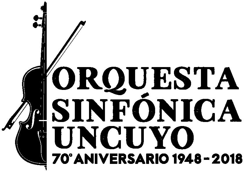 marca Orquesta Sinfónica UNCuyo